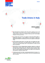 Trade unions in Italy