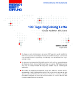 100 Tage Regierung Letta