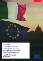 Was Italien sich von Deutschland wünscht